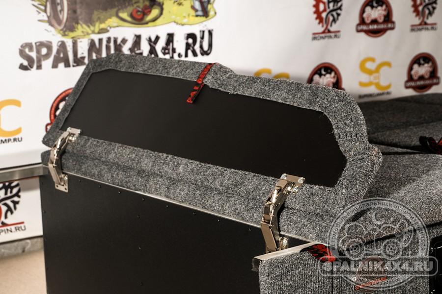 Автомобильный спальник для ТЛК200 без выдвижных ящиков