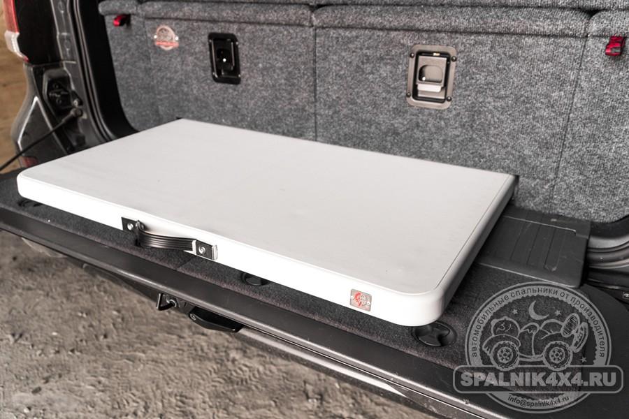 Автомобильный спальник с интегрированным столом для ТЛК200