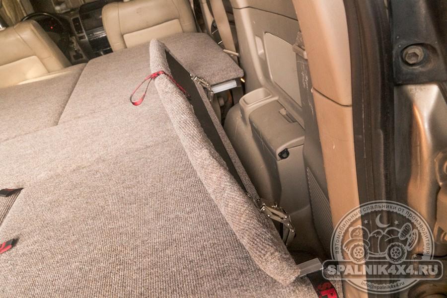 Автоспальник стандартной комплектации для Тойота Прадо 120