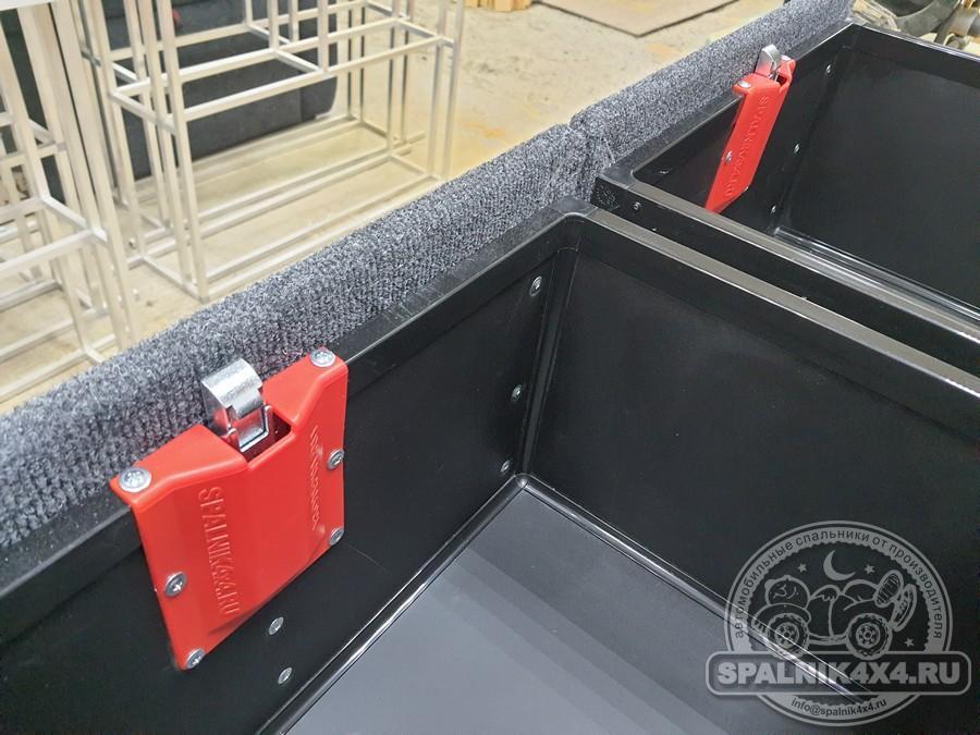 Стандартный спальник для ТЛК 80