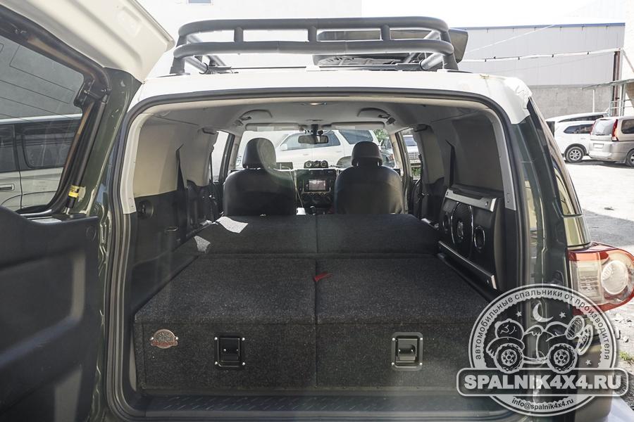 Автомобильный спальник для FJ Cruiser
