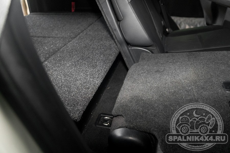 Органайзер в багажник Тойота Прадо 150