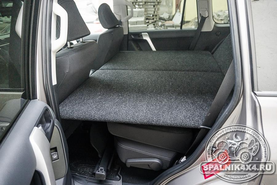 Автомобильный спальник стандартной комплектации для Тойота Прадо 150