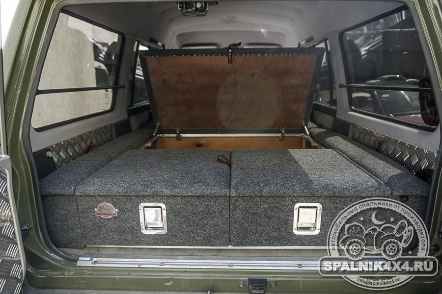 Стандартный спальник для Ниссан Сафари / Патрол Y60