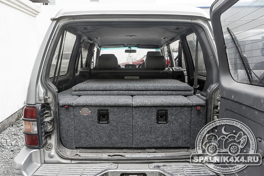 Автомобильный спальник для Паджеро второго поколения MMC Pajero V46