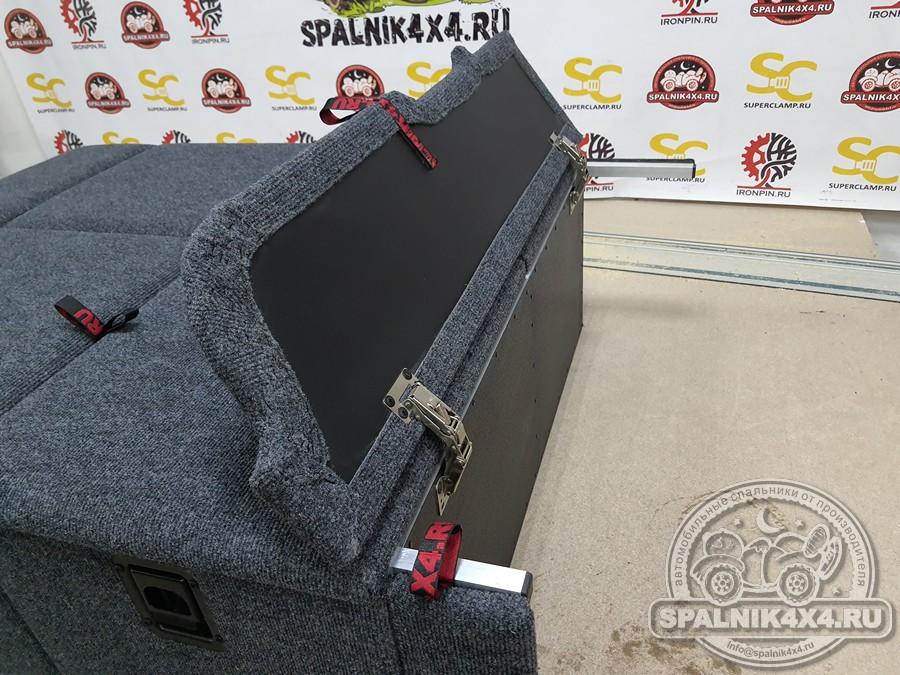 Автомобильный спальник для MMC Pajero 2го поколения