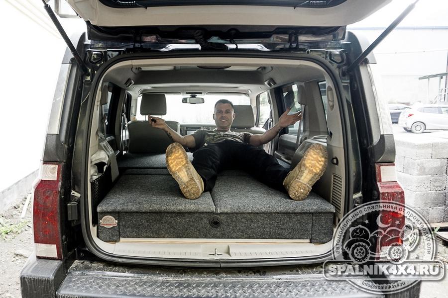 Автомобильный спальник для Jeep Commander