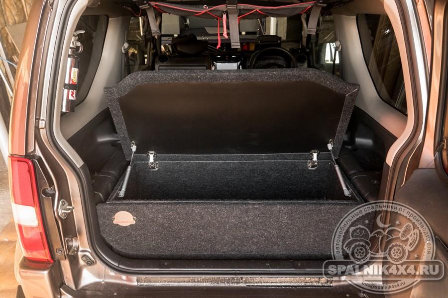 Автомобильный спальник для Suzuki Jimny