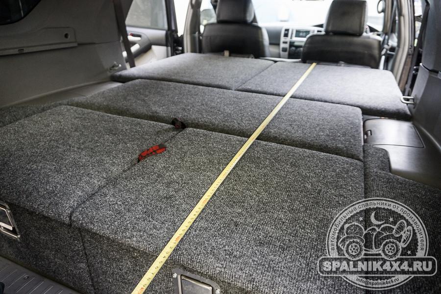 Автомобильный спальник стандартной комплектации для Тойота Сурф 215
