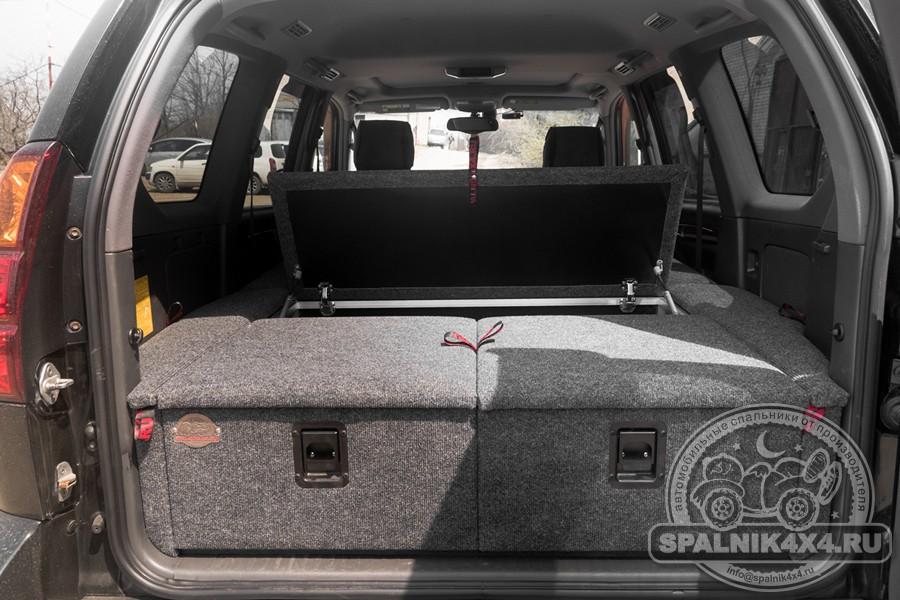 Lexus GX 470 автоспальник стандартной комплектации