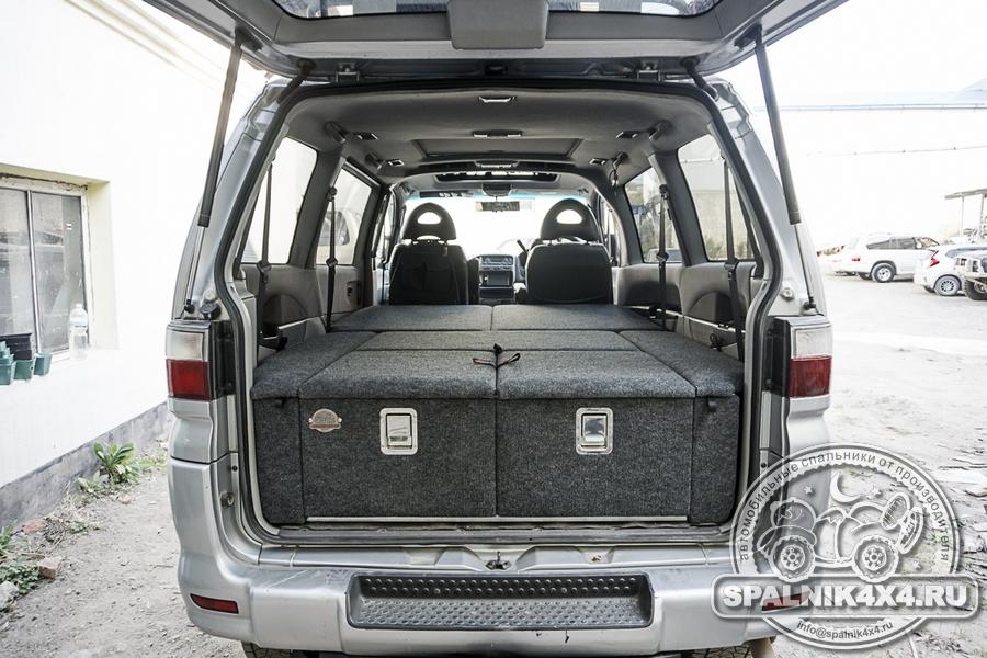 Автомобильный спальник для MMC Delica