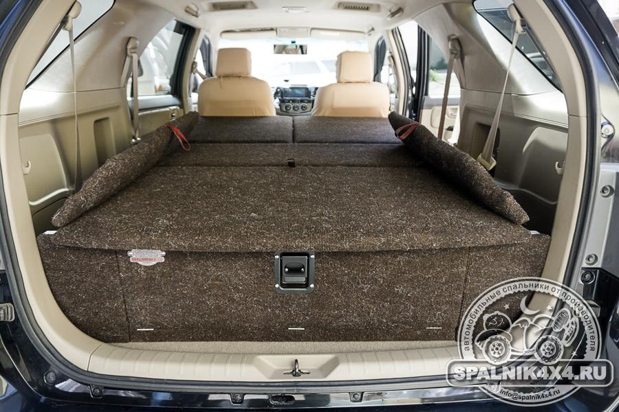 Автомобильный спальник для Toyota Fortuner первого поколения