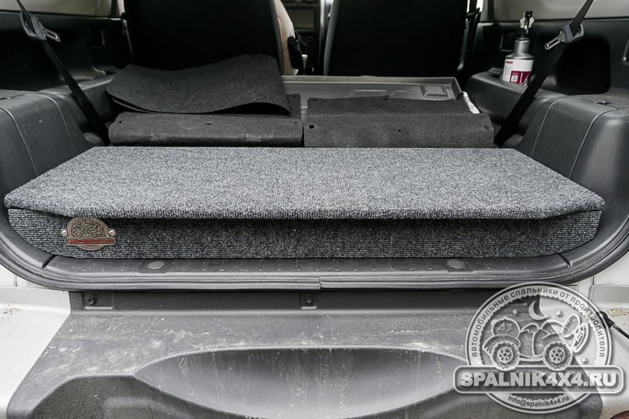 Органайзер в багажное отделение, располагающийся за спинками второго ряда сидений, для Сузуки Джимни. Suzuki Jimny